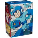 Протекторы Dragon Shield (100 шт., 63x88 мм): с рисунком Mega Man