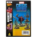 Marvel Crisis Protocol: Magneto and Toad
