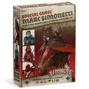 Zombicide: Black Plague. Special Guest Box Marc Simonetti