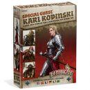 Zombicide: Black Plague. Special Guest Box Karl Kopinski