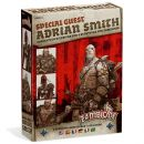 Zombicide: Black Plague. Special Guest Box Adrian Smith