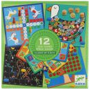12 games classic by djeco