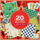 20 games classic by djeco