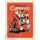 Мир игры Cuphead