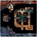 Star Wars: Imperial Assault - Coruscant Landfill Playmat