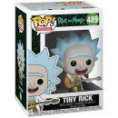 Фигурка Funko POP! Rick and Morty: Tiny Rick
