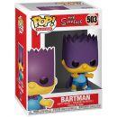 Фигурка Funko POP! The Simpsons: Bartman