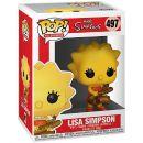 Фигурка Funko POP! The Simpsons: Lisa Simpson – Saxophone