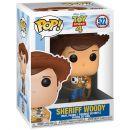 Фигурка Funko POP! Toy Story 4: Sheriff Woody