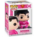 Фигурка Funko POP! Heroes: Superman (розовый)