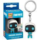 Брелок Funko POP! Pocket Keychain. Fortnite: Frozen Raven