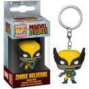 Брелок Funco POP! Pocket Keychain. Marvel Zombies: Zombie Wolwerine