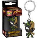 Брелок Funko POP! Pocket Keychain. Spider-Man. Maximum Venom: Venomized Groot