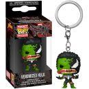Брелок Funko POP! Pocket Keychain. Venom: Venomized Hulk
