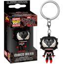 Брелок Funko POP! Pocket Keychain. Venom: Venomized Iron Man
