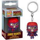 Брелок Funko POP! Pocket Keychain. Marvel Zombies: Zombie Magneto