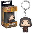 Брелок Funko POP! Pocket Keychain. Lord of The Rings: Aragorn