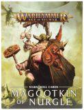 Warscrolls Cards: Maggotkin of Nurgle