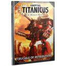 Adeptus Titanicus: Crucible of Retribution (Hardback)