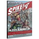 Blood Bowl 2019 Almanac! (Hardback)