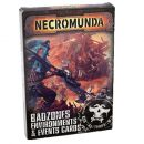 Badzones Environments & Event Cards