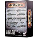 Necromunda: Escher Weapons and Upgrades