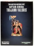 Captain-General Trajann Valoris