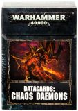 Datacards: Chaos Daemons 8th edition