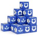 Space Marines: Ultramarines Dice
