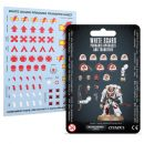 White Scar Primaris Upgrades & Transfers Sheet