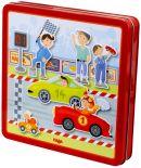 Магнитная игра «Машинки»