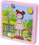 Магнитная игра-одевалка «Кукла Лилли»