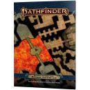 """Pathfinder. Настольная ролевая игра: Большое игровое поле """"Древние подземелья"""""""