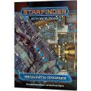 """Starfinder. Настольная ролевая игра. Игровое поле """"Звездолёты-призраки"""""""
