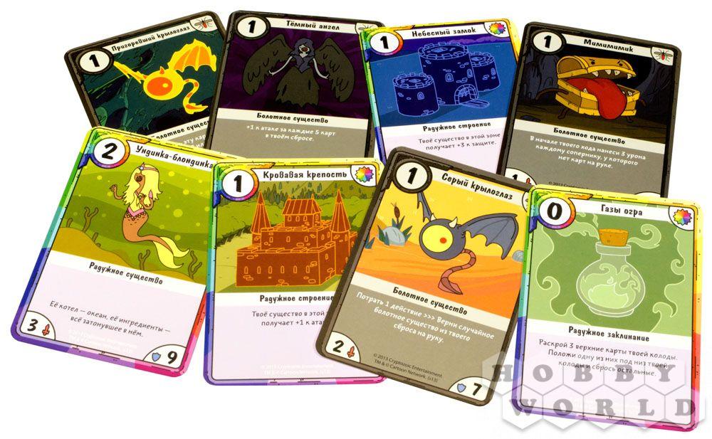 Карточное королевство игра