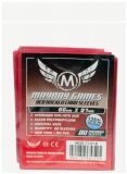 "Протекторы ""Mayday"" (стандарт, 80 шт., 66x91 мм): красные"
