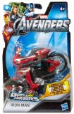 Мстители. Фигурка на транспортном средстве Iron Man