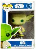 Фигурка POP Star Wars: Yoda Bobble