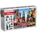 Пазл Wooden Citypuzzles: Нью-Йорк