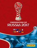 "Альбом Panini ""FIFA Confederations Cup Russia 2017/Кубок Конфедераций FIFA 2017"" с 15 наклейками"