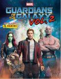 """Альбом Panini """"Guardians of the Galaxy Vol.2/ Стражи Галактики 2"""" с 15 наклейками в комплекте"""