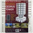 Cedrus Tower. Модель здания для игр с миниатюрами