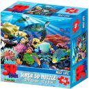 """Пазл Super 3D """"Жизнь на рифе"""""""