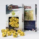 Набор кубиков Legend of the Five Rings, 10 шт., Dragon Clan