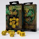Набор кубиков Celtic 3D Revised, 7 шт., Yellow/Black