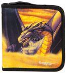 "Сумка для CD/DVD ""Ultra-Pro"" (с илл. Ларри Элмора): рисунок ""Дракон"""