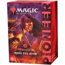 MTG Pioneer Challenger Deck 2021: Mono Red Burn