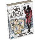 Dust Tactics: Unit Card Upgrade pack