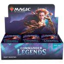 MTG. Commander Legends - дисплей драфт-бустеров на английском языке