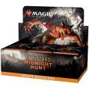 MTG. Innistrad: Midnight Hunt – дисплей драфт-бустеров на английском языке